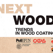 """""""Trends in wood coating"""" con il patrocinio di Acimall"""