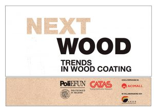 "[:it]""Trends in wood coating"" con il patrocinio di Acimall[:en]""Trends in wood coating"" with Acimall's patronage[:] @ Politecnico di Milano, Aula ""Giulio Natta"""