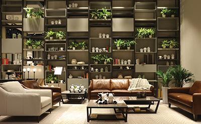Bon Furniture At Ciff Shanghai 2017