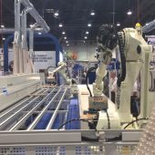 "A Las Vegas Scm vince il ""Visionary New Product Award"" con la ""Lean Robot Cell 4.0″"