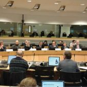 "Conferenza ""Building with Wood"" a Brussels"