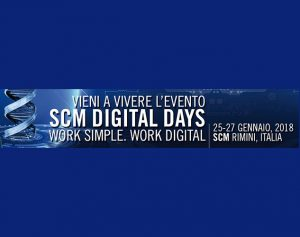 Scm Digital Days @ Scm Technology Center