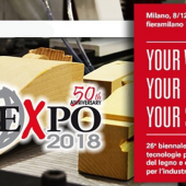 Xylexpo 2018: ready to start…