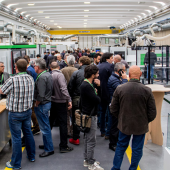 Inside Biesse 2018: doors open to innovation