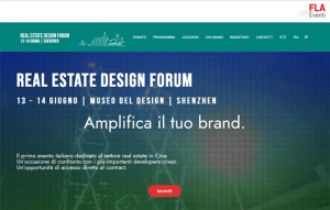 "[:it]Fla in Cina: ""Real Estate Design Forum""[:] @ Shenzhen"