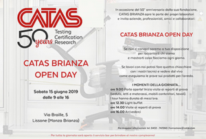 [:it]Catas Brianza Open day[:] @ Lissone