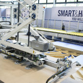 Awfs Las Vegas: Scm protagonista con la Smart&Human Factory