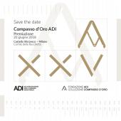 XXV Compasso d'Oro ADI