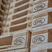 Epal pallets, the positive trend continues