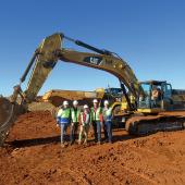 Egger: avviata costruzione di un impianto per pannelli truciolari in North Carolina