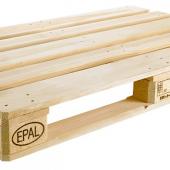 Il pallet in legno Epal compie vent'anni