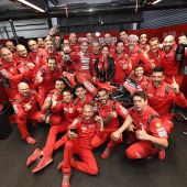 Cefla confirms its role as official partner of Ducati Corse