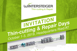 "[:it]""Thin-cutting & Repair Days"" di Wintersteiger[:en]Wintersteiger ""Thin-cutting & Repair Days"" [:] @ Ried, Austria"