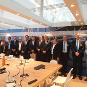 Produttore giapponese pannelli truciolari sceglie tecnologia Siempelkamp