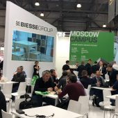 Biesse a Woodex 2019