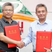 Siempelkamp realizza una linea di produzione di pannelli truciolari per Guangxi Xiangsheng