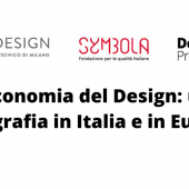Design Economy: a snapshot in Italy and Europe