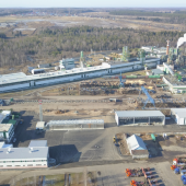 Siempelkamp-Uvedrev: nuovo impianto di truciolare