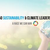 """Siempelkamp in """"50 Sustinability and Climate Leaders"""" project"""