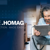 """""""Live.Homag 2021"""": un mese online per il gruppo"""