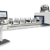 New machining centers from SCM:  race against time!